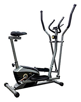 V-fit Combo Magnetic 2-in-1 Cycle & Elliptical