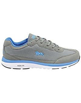 Kamina mens lace up sports trainers