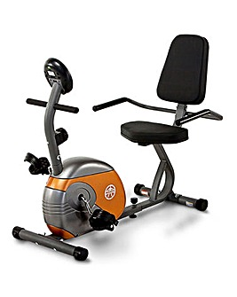 Marcy Start Recumbent Exercise Bike