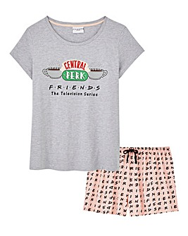 Friends Shortie Set