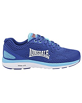 Lisala lace up ladies sports trainers