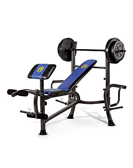 Marcy Bench & Weight