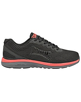 Lonsdale Lisala mens lace up trainers