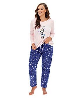 Minnie Mouse Cosmic Pyjama Set