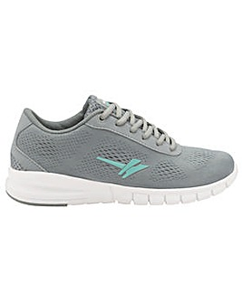 Gola Beta ladies lace up sports trainers
