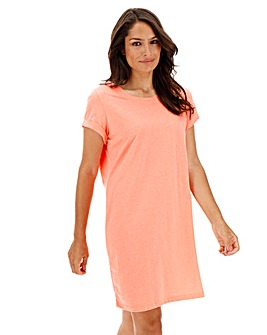 Pretty Secrets Neon Marl Nightie 34""