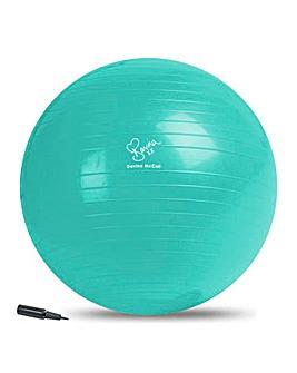 Davina Gym Ball with Pump - 65cm