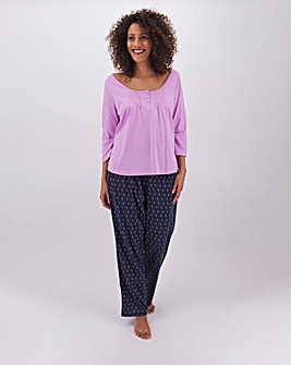 Pretty Secrets 3/4 Sleeve Pyjama Set