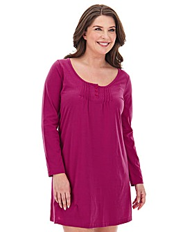 Pretty Secrets Long Sleeve Nightie