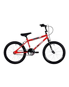 NDcent Flier Junior Freestyle BMX 12'' Frame 20'' Wheel