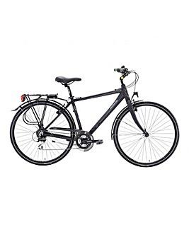 Lombardo Taranto Mens Hybrid Bike 23'' Frame 28'' Wheel