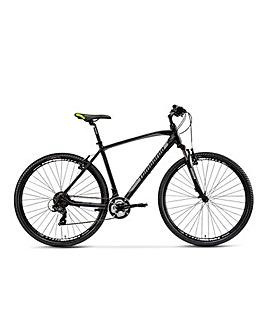 Lombardo Amantea Mens Hybrid Bike 22'' Frame 28'' Wheel