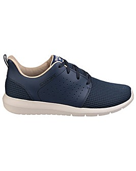 Skechers Foreflex - Mens Lace Up Trainer