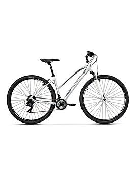 Lombardo Amantea 100 Ladies Hybird Bike 19'' Frame 28'' Wheel