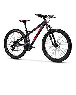 Lombardo Mozia Adults Mountain Bike 14'' Frame 27.5'' Wheel