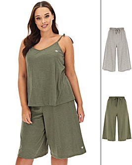 Pretty Lounge Pack of 2 Culottes