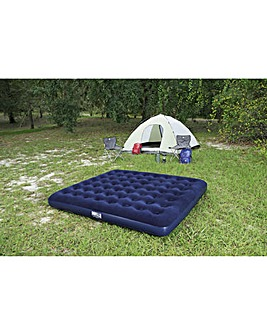 Bestway King Flocked Airbed