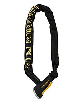 MAGNUM PLUS - MagUltimate Chain Lock, 85cmx10mm