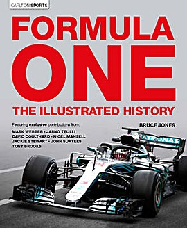 Formula One The Illustrated History Book