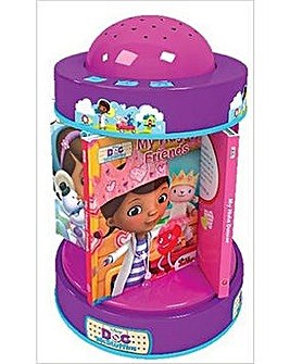 Disney Doc Mcstuffins Carousel and Book