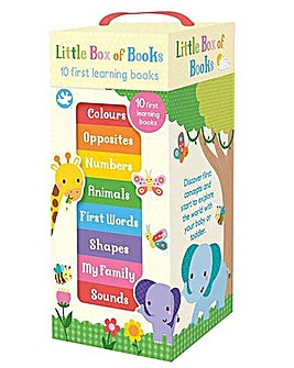 Little Bundle 10 First Learning Books