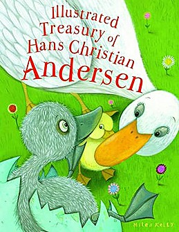 Illustrated Hans Christian Anderson Book