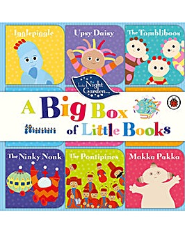 In The Night Garden Big Box Of Books