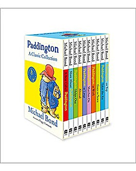 Paddington A Classic Collection Books