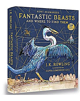 Fantastic Beasts Illustrated Edition