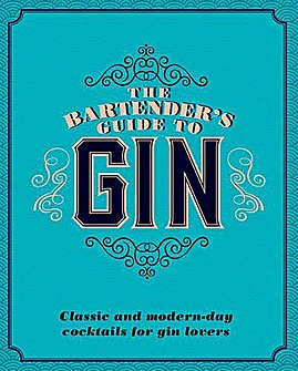 Bartenders Guide To Gin Book