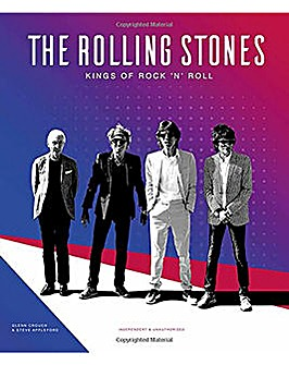 Rolling Stones Kings Of Rock Book