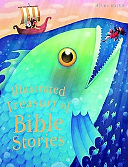 Illustrated Bible Stories Book