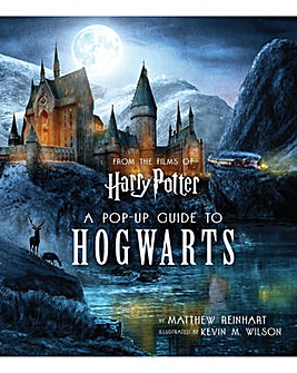 Harry Potter A PopUp Guide to Hogwarts
