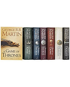 Game Of Thrones Book Boxset 7 Volumes