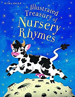 Illustrated Treasury Nusery Rhymes Book