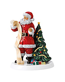 Royal Doulton Santas List 2018