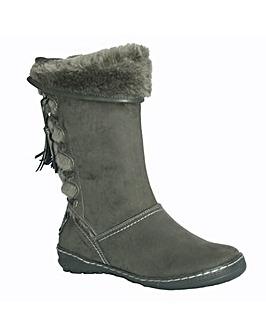 Pixie Heidi Fur Lined Boot