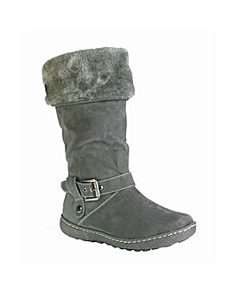 Pixie Lily Fur Lined Boot