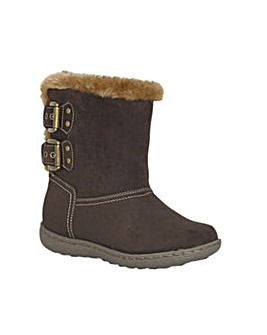 Pixie Lucy Fur Lined Boot