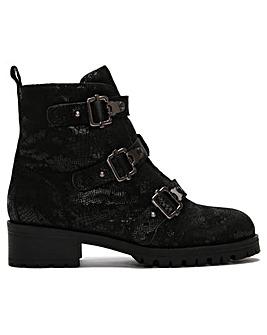 DF By Daniel Vesper Triple Buckle Boots