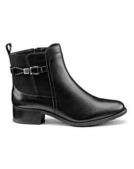 Hotter Capital Standard Fit Chelsea Boot