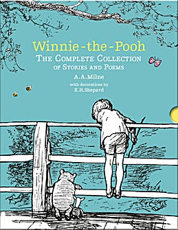 Winnie the Pooh Stories and Poem Book