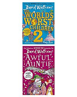 Worlds Worst Children 2 and Awful Auntie