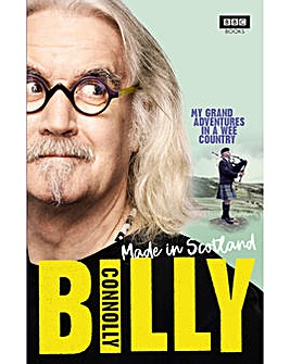 Billy Connolly Coming Home Book