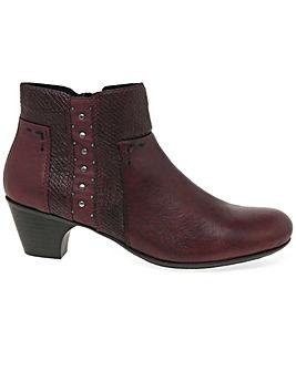 Rieker Colt Standard Fit Ankle Boots