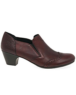 Rieker Gabby Standard Fit Court Shoes