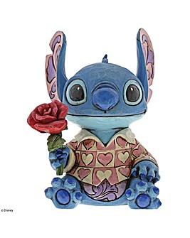Disney Traditions Stitch Valentine