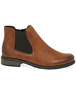 Rieker Elton Standard Fit Chelsea Boots
