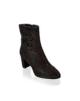 Paradox London Olympia Ankle Boots