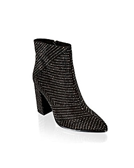 Paradox London Octavia Ankle Boots